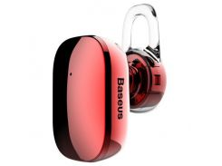 Bluetooth гарнитура Baseus Encok Mini Wireless Earphone A02 Red