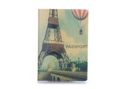 Обложка для паспорта ZIZ Париж (10020)