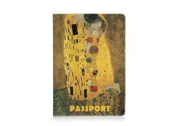 Обложка для паспорта ZIZ Климт (10072)