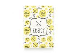 Обложка для паспорта ZIZ Hipster (10093)