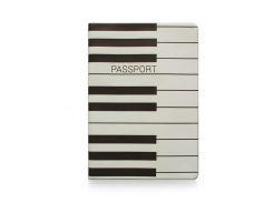 Обложка для паспорта ZIZ Пианино (10103)