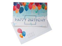 Открытка ZIZ День рожденья (39013)