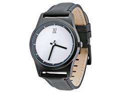 Часы ZIZ White на кожаном ремешке + доп. ремешок + подарочная коробока (4100241)