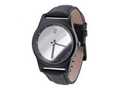 Часы ZIZ Mirror на кожаном ремешке + доп. ремешок + подарочная коробка (4100341)
