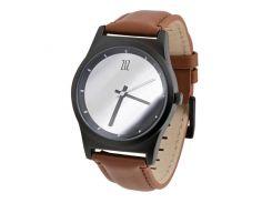 Часы ZIZ Mirror на кожаном ремешке + доп. ремешок + подарочная коробка (4100343)