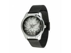 Часы ZIZ Астра (ремешок из нержавеющей стали черный) + дополнительный ремешок (5015389)
