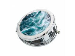 Карманное зеркало ZIZ Океан (27026)