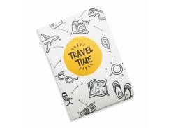 Обложка для документов 5 в 1 Время путешествий ZIZ (49024)