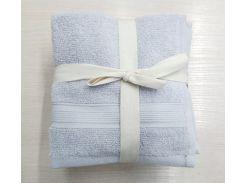 Набор полотенец 30*30 (5шт) Серые