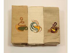 Набор полотенец Кофе (12 шт)