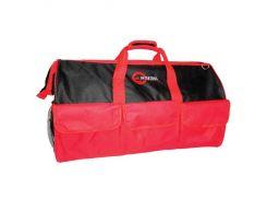 сумка для инструментов, 26 карманов 610 мм x 270 мм x 400 мм intertool bx-9004