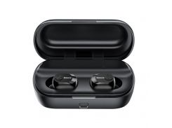 Наушники Baseus Encok True Wireless Earphones W01 Black