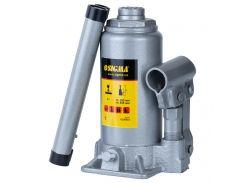 Домкрат гидравлический бутылочный 5т H 185-355мм Standard Sigma (6106051)
