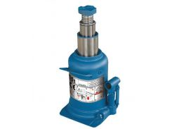 Профессиональный домкрат двухштоковый 10т 210-520 мм TORIN TH810001