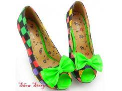 РАСПРОДАЖА! Разноцветные туфли
