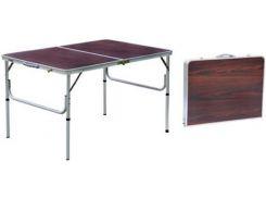Складной туристический стол Folding Table Convenient to Take