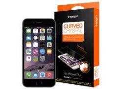 Защитная пленка Spigen Steinheil Curved Crystal для iPhone 6 Plus/6s Plus