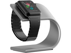 Док-станция для Apple Watch Aluminium series Silver (IGWDSASS3)