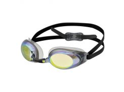 Очки для плавания Spokey PROTRAINER для взрослых Черные (s0159)