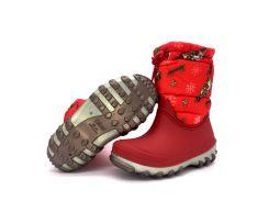 Cноубутсы Літма 28 Красный (L-7401-5 red)
