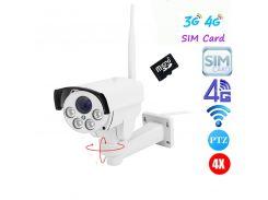 3G камера ARO-35EV (4G, WiFi, PTZ) с SIM-картой