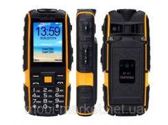 Противоударный мобильный телефон Land Rover X6000  2 сим,2,4 дюйма,3 Мп,6000 мА/ч.IP67.