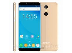 Скоростной оригинальный смартфон Oukitel C8  2 сим,5,5 дюйма,4 ядра,16 гб,13 Мп, 3000 мА/ч.
