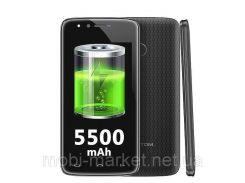 Современный смартфон Homtom HT50  2 сим,5,5 дюйма,4 ядра,32 Гб,13 Мп,5500 мА/ч.
