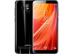 Доступный смартфон Homtom S7   2 сим,5,5 дюйма,4 ядра,32 Гб,13 Мп,2900 мА/ч.