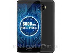Смартфон OUKITEL K8000   2 сим,5,5 дюйма,8 ядер,64 Гб,16 Мп,8000 мА\ч.