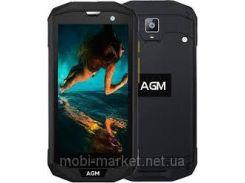 AGM A8 SE  2 сим,5 дюймов,4 ядра,16 Гб,13 Мп,IP68/3G.
