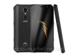 Защищенный смартфон AGM A9   2 сим,5,99 дюйма,8 ядер,32 Гб,16 Мп,5400 мА\ч.