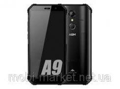AGM A9   2 сим,5,99 дюйма,8 ядер,64 Гб,16 Мп,5400 мА\ч.
