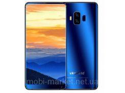 Смартфон Vkworld S8 BLUE   2 сим,6 дюймов,8 ядер,64 Гб,16 Мп,5500 мА\ч. Новинка.
