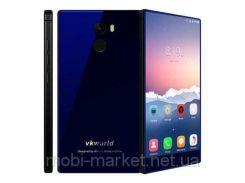 Оригинальный смартфон VKworld Mix Plus  2 сим,5,5 дюйма,4 ядра,32 Гб,13 Мп,2850 мА/ч,IPS\4G\3G.