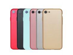 """Пластиковая накладка soft-touch с защитой торцов Joyroom для Apple iPhone 7 / 8 (4.7"""")"""
