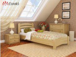 Кровать Венеция Люкс 90*200(щит)