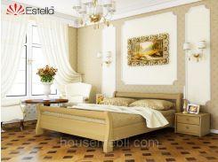 Кровать ДИАНА 90*200(массив)