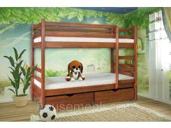 Кровать Кенгуру-двухъярусная