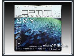 Линзы Optimix Sky 1.56