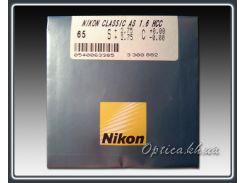 Линзы Nikon Classic As 1.6 HCC асферические