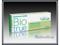 Контактные линзы Biotrue ONEday 30 шт