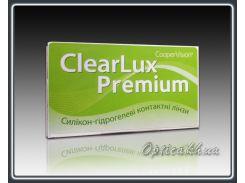Контактные линзы ClearLux Premium