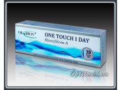 Контактные линзы One Touch 1 Day 30 шт