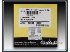 Линзы Rodenstock Cosmolit 1,5 HC Supersin