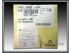 Линзы Rodenstock Perfalit 1,5 HC Supersin