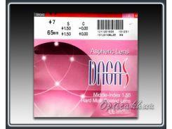 Линзы Dagas 1.55 AS HMC асферические