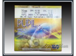 Линзы Pupil 1.74 асферические