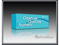 Контактные линзы ClearLux One Day Aspheric 30 шт