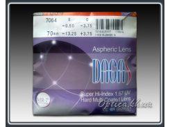 Линзы Dagas 1.67 AS асферические